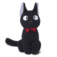 Kiki's Delivery Service Jiji Seated Plush 15 cm