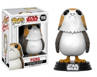 Star Wars Episode VIII POP! Vinyl Wackelkopf-Figur Porg