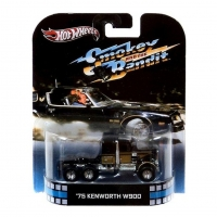 Hot Wheels Retro Entertainment Smokey and the Bandit '75 Kenworth W900