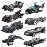 Hot Wheels Batman 75th Anniversary Set