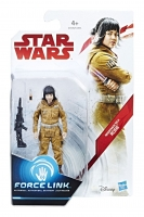 Resistance Tech Rose Star Wars Episode VIII Force Link Actionfigur 10 cm 2017