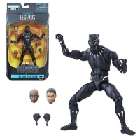 Black Panther Actionfigur - Black Panther Marvel Legends