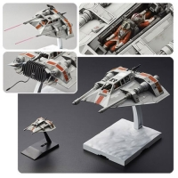 Star Wars Snowspeeder 1:48 and 1:144 Scale Model Kit Set
