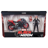 Black Widow Marvel Legends Ultimate Actionfigur 15 cm 2018