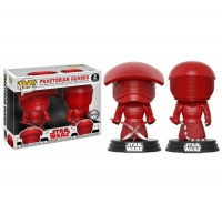 Star Wars Episode VIII POP! Vinyl Wackelkopf-Figuren 2er-Pack Praetorian Guards
