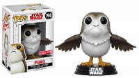 Star Wars Episode VIII POP! Vinyl Wackelkopf-Figur Porg Limited Edition