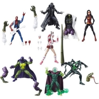Amazing Spider-Man Marvel Legends Wave 9 Actionfiguren Sortiment