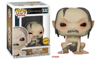 Herr der Ringe POP! Movies Vinyl Figur Gollum 8 cm Chase Version