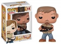 The Walking Dead POP! Vinyl Figur Daryl 10 cm