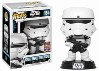 Star Wars Rogue One POP! Vinyl Wackelkopf-Figur Combat Assault Tank Trooper SDCC 2017 9 cm