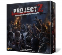 Project Z The Zombie Miniature Game