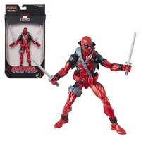 Deadpool Actionfigur - Deadpool Marvel Legends
