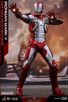 Iron Man Mark V MMS Diecast Actionfigur 1/6 30 cm