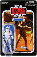 Star Wars Attack of the Clones Vintage Collection 2011 Clone Trooper Action Figure VC45