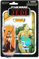 Star Wars Revenge of the Jedi Vintage Collection 2011 Princess Leia Slave Outfit Action Figure VC64