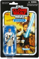 Star Wars The Clone Wars Vintage Collection 2012 Obi-Wan Kenobi Action Figure VC103