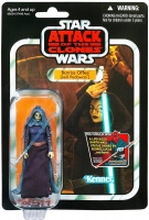 Star Wars Attack of the Clones Vintage Collection 2011 Barriss Offee Action Figure VC51