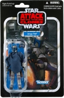 Star Wars Attack of the Clones Vintage Collection 2011 Jango Fett Action Figure VC34