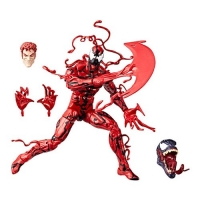 Carnage Actionfigur - Venom Marvel Legends Wave 1