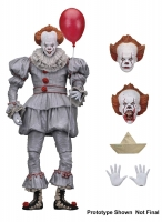 Stephen Kings Es 2017 Actionfigur Ultimate Pennywise 18 cm