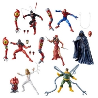 Amazing Spider-Man Marvel Legends Wave 10 Actionfiguren Sortiment